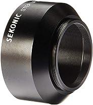 Sekonic Corporation 401-624 镜头罩 L-758、L-558、L-358 和 L-608(黑色)