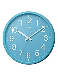 DAILY(节奏时钟) 石英表 平面表盘 サニー?シー?ブルー(青) Φ33.1x4.3cm 4KGA06BZ04