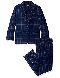 Steve Harvey 男孩大衣三件套