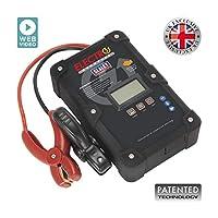 Sealey E/START800 ElectroStart® 无电池电源启动 800A 12V 红色 E/START800 E/START800
