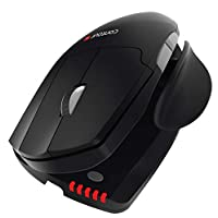 Contour 多功能鼠標 PC 鼠標 黑色 Wired