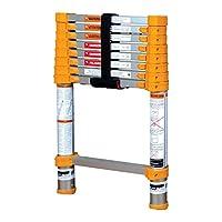 Xtend & Climb 家用系列 750P+ 伸缩梯子,黄色