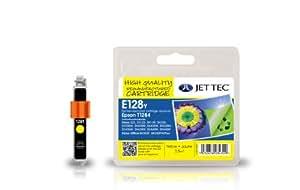 E128C 兼容Jet Tec 墨盒 黄色