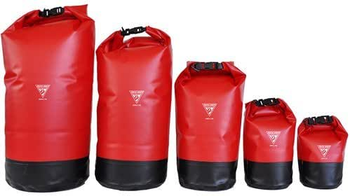 Seattle Sports 017201 Explorer Dry Bag, X-Small/5-Liter, Red