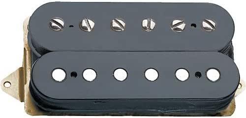 DiMarzio DP103BK PAF 36 周年 颈部拾音 黑色 w/Bonus RIS 拨片 (x3) 663334029903