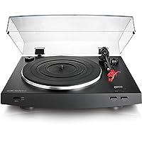 Audio-Technica AT-LP3BK 全自动皮带驱动立体声转盘 黑色 需配变压器