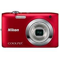 Nikon 尼康  S2600 数码相机(红色)