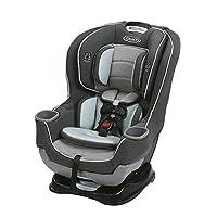 (跨境自营)(包税) GRACO 葛莱 儿童安全座椅 Extend2Fit 灰白色