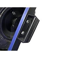 DIYE 单轮简便手柄套件 - 侧携带 - 铝制 - 不锈钢硬件 - 配件
