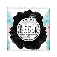 Invisibobble sprunchie 螺旋发圈发圈 发圈 发胶 - 纯黑色