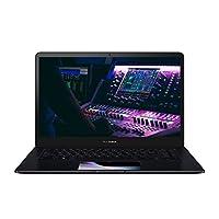 ASUS 15.6 英寸笔记本电脑 - (Intel Corei7-8750H, 8 GB 内存, 512 GB SSD, Windows 10 Pro)UX580GD-E2036T  Screenpad
