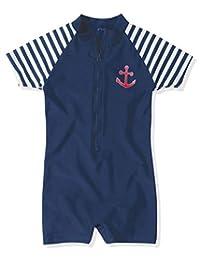 playshoes 男孩款 maritime 防紫外线泳衣