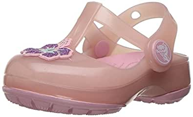 Crocs Kids' Isabella PS Clog Blush