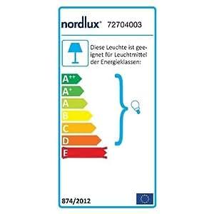 Nordlux E14金属落地灯 Vanila Black
