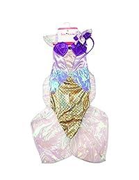 Great Pretenders 美人鱼连衣裙,蓝色/紫丁香,均码