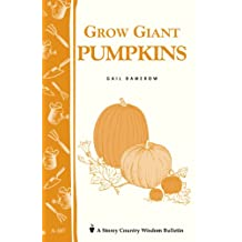 Grow Giant Pumpkins: Storey's Country Wisdom Bulletin A-187 (Storey Country Wisdom Bulletin, A-187) (English Edition)