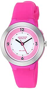 Armitron Sport25/6435MAG Analog 硅胶 粉色 25/6435MAG sport-watches