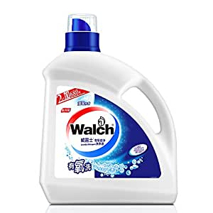 Walch威露士 有氧倍净(清露水香双效有氧)洗衣液2.68kg  【新旧包装随机发货】