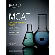 MCAT General Chemistry Review 2019-2020: Online + Book (Kaplan Test Prep) (English Edition)