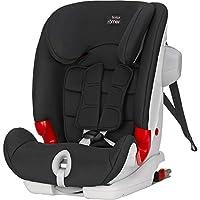 (跨境自营)(包税) 欧版Britax 宝得适儿童安全座椅 百变骑士三代 ADVANSAFIX III SICT 宇宙黑