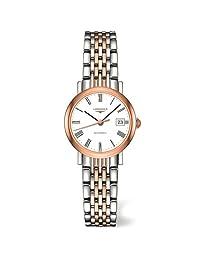 瑞士品牌 Longines 浪琴 全新博雅系列机械女士手表 L4.309.5.11.7