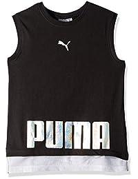 Puma 大女童网眼背心