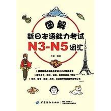 图解新日本语能力考试N3-N5词汇
