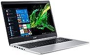 Acer Aspire 5 超薄笔记本电脑,15.6 英寸全高清 IPS 显示屏,* 10 代英特尔酷睿 i3-10110U,4GB DDR4,128GB PCIe NVMe SSD,Intel Wi-Fi 6 AX20