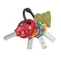 B.Toys 比乐 幸运钥匙 快乐的锁匙 仿真音效 过家家 益智玩具 感官训练 早教 婴幼儿童益智玩具 礼物 18个月-3岁 BX1227Z