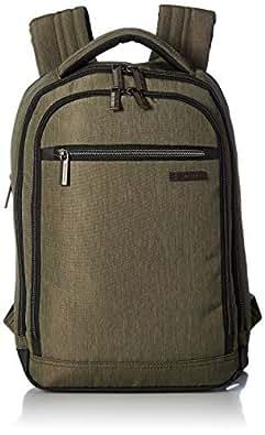 Samsonite 新秀丽 现代实用迷你笔记本电脑背包 橄榄色 均码