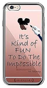 奢华外壳 银色 iPhone 6 4.7 Inch