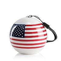 紧凑 iCute 蓝牙无线音箱 - 美国国旗