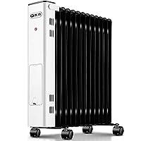 Singfun 先锋 油汀家用取暖器13片油汀电暖器电热炉电暖气片升级款DYT-Z5(亚马逊自营商品, 由供应商配送)
