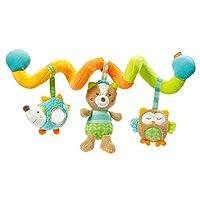 Fehn activity - 螺旋儿童毛绒玩具 Sleeping Forest