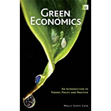 Green Economics: An Introduction to Theory, Policy and Practice (English Edition)
