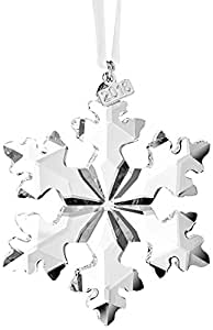 Swarovski X-Mas Annual Edition 2016 Crystal Star Ornament - 25th Anniversary