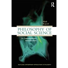 Philosophy of Social Science: A Contemporary Introduction (Routledge Contemporary Introductions to Philosophy) (English Edition)