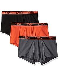 Emporio Armani monogram 内裤3件套