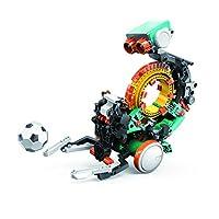 Elenco 埃伦克 Teach Tech Mech-5 | 可编程机械机器人编码套件 | STEM 儿童教育搭建类玩具 适合10岁以上儿童