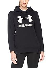 Under Armour Women's Favorite Fleece Po Warm-up Top