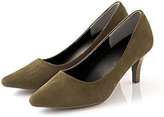 Menu ' E 皮鞋7?cm *松軟美淺口鞋