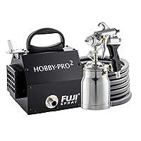 Fuji 2250 Hobby-PRO 2 HVLP Spray System + Bonus Kit + Bonus Filters 需配变压器
