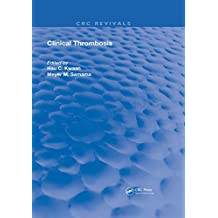 Clinical Thrombosis (Routledge Revivals) (English Edition)