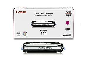 Canon Original 111 碳粉盒 111 NA 品红