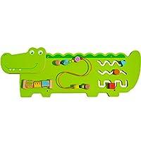 Original Toy Company(R) Viga Toys Crocodile Wall Toy