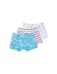 Skylar Luna 3 件套幼儿平角内裤套装