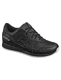 ASICS 男士 hl701体操鞋 , 黑色