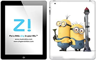 Zing Revolution Despicable Me 2 - Duel Tablet Cover Skin for iPad 4/3 (MS-DMT230351)