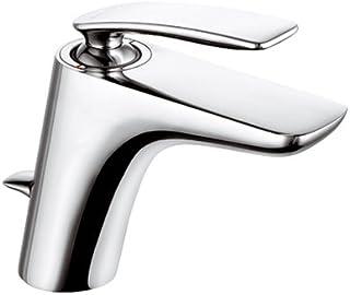 Kludi 科鲁迪 单把浴缸龙头 带弹出式废弃物处理系统,转向器,全镀铬,520230575