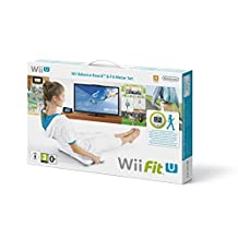 Wii Fit U Game with Fit Meter (Green) and Balance Board